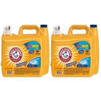 Arm & Hammer 2X Ultra Clean Burst Liquid Laundry Detergent, 210 Oz