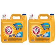 (2 pack) Arm & Hammer 2X Ultra Clean Burst Liquid Laundry Detergent, 210 Oz