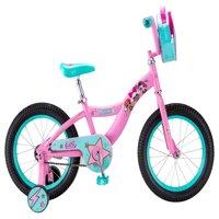 LOL Suprise kids bike, 16-inch wheel, Girls, Pink