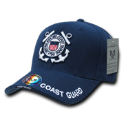 35e435b2109 Rapid Dominance US Coast Guard USCG Official Legend Branch Baseball Hats  Caps