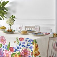 The Pioneer Woman Celia Tablecloth, Available in Multiple Sizes