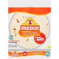 Mission® Flour Tortillas 35 oz. Bag
