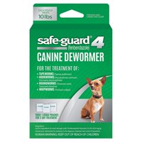Excel 8in1 Safe-Guard Canine Dewormer for Small Dogs, 3-Day Treatment
