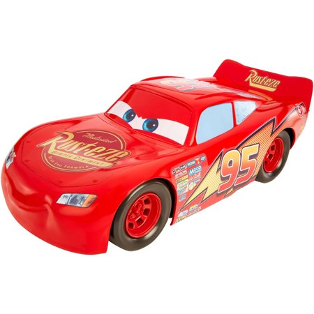 Disney/Pixar Cars 3 Lightning McQueen 20-Inch Vehicle (Mattel Pixar Cars)