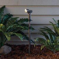 Better Homes and Gardens 1 Piece QuickFIT LED Telescope Spotlight