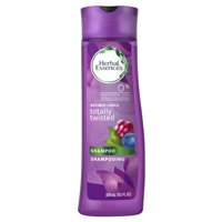 Herbal Essences Totally Twisted Curly Hair Shampoo with Wild Berry Essences, 10.1 fl oz