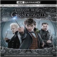 Fantastic Beasts: The Crimes of Grindelwald (4K Ultra HD + Blu-ray + Digital Copy)