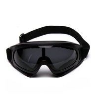 Motorcycle Goggles with Adjustable Straps, UV Protection