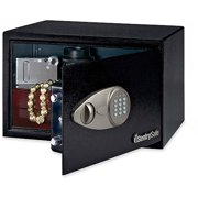 SentrySafe 0.5 cu. ft. Security Safe with Programmable Electronic Lock, X055