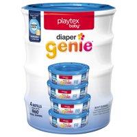 Playtex Baby Diaper Genie Refills 960 Count