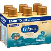 Enfamil EnfaCare Ready to Feed, 6 Bottle Carton