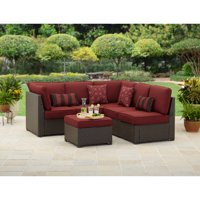 Better Homes & Gardens Rush Valley 3-piece Outdoor Sectional