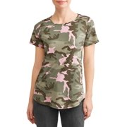 a86340ddf Women's Camo Short Sleeve T-Shirt