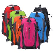 1ae2229f8320 Yosoo 6 Colors 40L Waterproof Backpack Shoulder Bag For Outdoor Sports  Climbing Camping Hiking