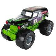 Hot Wheels Monster Jam Grave Digger Sound Smashers Vehicle