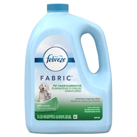 Febreze FABRIC Refresher, Pet Odor Eliminator Refill, 1 Count, 67.62 (Excellent Odor Eliminator)
