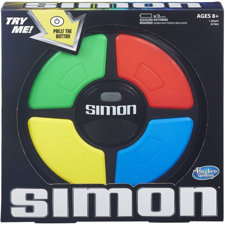 Simon Game, by Hasbro