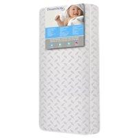 Dream On Me 132 Premium Coil Inner Spring Crib and Toddler Mattress