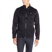 1d350f2e9002a Under Armour Men's Storm Rain Jacket, Black/Black, Large