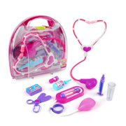 d04daefd755e7 Kids Complete Toy Doctor Medical Kit with Carrying Case