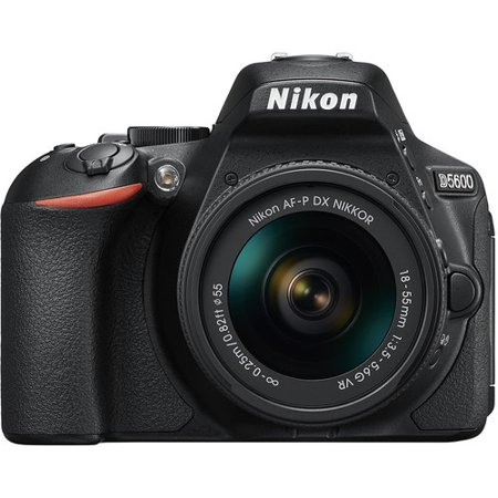 Nikon D5600 DSLR 242MP Camera With 18 55mm Lens BRAND NEW