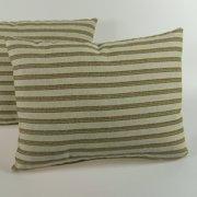 American Mills Gardening Stripe Throw Pillow (Set of 2) 4d4918bdd