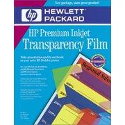 Inkjet Printable Transparency Film