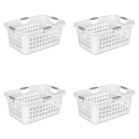 Sterilite, 2 Bushel/71 L Ultra™ Laundry Basket, Case of 4