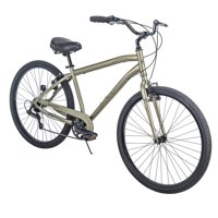 "Huffy 27.5"" Parkside SE Mens 7-Speed Comfort Bike with Perfect Fit Frame, Sage"