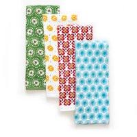The Pioneer Woman Flea Market Kitchen Towels, Set of 4, Multiple Counts