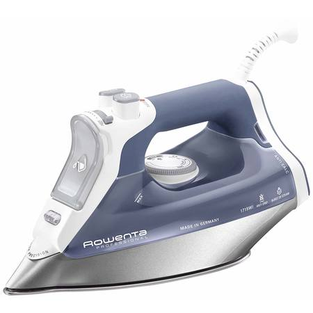 Rowenta Professional Auto Shut Off Steam Iron DW8061, 1715-Watt,