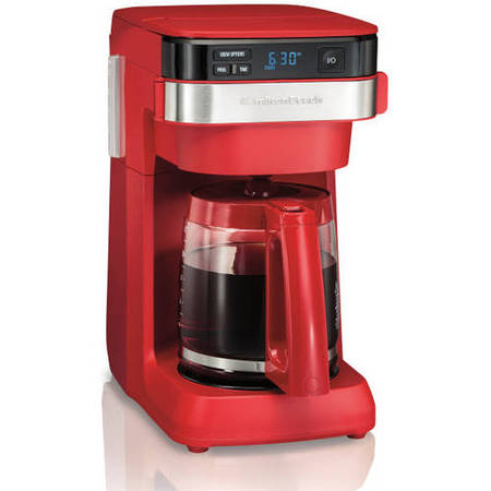 Hamilton Beach 12-Cup Programmable Coffee Maker | Model#