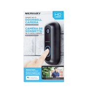 Best Black Box Hidden Cameras - Merkury Innovations Smart Doorbell With 1080p Camera Review