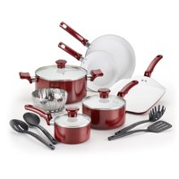 T-Fal Celebrate Ceramic 14-Piece Cookware Set