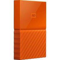 WD 1TB White My Passport Portable External Hard Drive - USB 3.0 - Model WDBYFT0010BWT-WESN