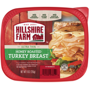 Hillshire Farm Ultra Thin Honey Roasted Turkey Breast, 9 Oz.