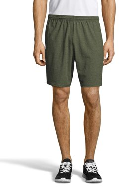 Big Men's Jersey Pocket Shorts