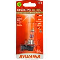 SYLVANIA H11 SilverStar ULTRA Halogen Headlight Bulb, Pack of 1