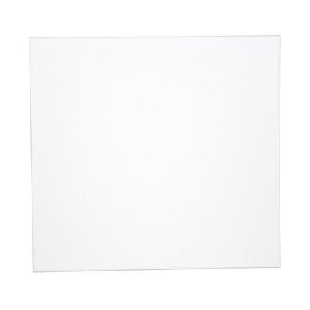Sax Genuine Canvas Panel, White, 22