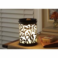 Better Homes & Gardens Full-Size Wax Warmer, Botanical Glow