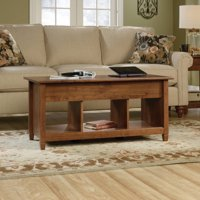 Sauder Edge Water Lift Top Coffee Table, Multiple Finishes