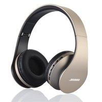 wirel ess Earphones Multifunctional Wired Bluet ooth V2.1+EDR Sport Headphone Stereo Universal Headset Earphone Support TF Card