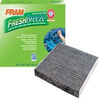 FRAM Fresh Breeze Cabin Air Filter, CF10134