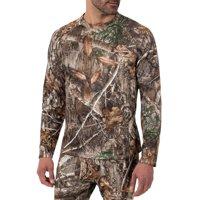 Men's Heavy Weight Performance Fleece Thermal Top