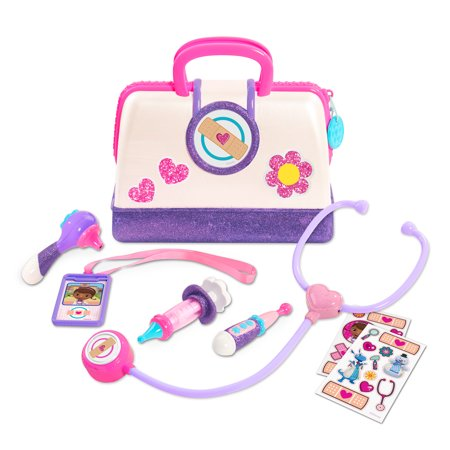 Doc Mcstuffins Toy Hospital Doctor's Bag Set - Doc Mcstuffins Tattoos