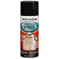 Rust-Oleum Vinyl and Fabric, Gloss Black