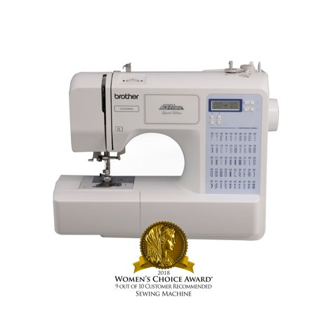 Brother 50-Stitch Project Runway Computerized Sewing Machine, CS5055PRW Brother Sewing Machine User Manual