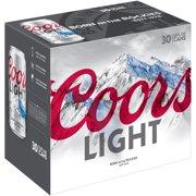 Coors Light Beer, 30 pack, 12 fl oz