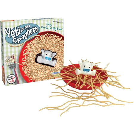 Yeti in My Spaghetti Game](Games For 4 Year Old)