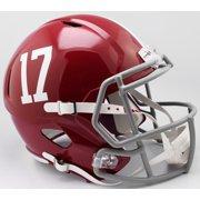 c9e48814f02 Alabama Crimson Tide Riddell Full Size Speed Replica Helmet